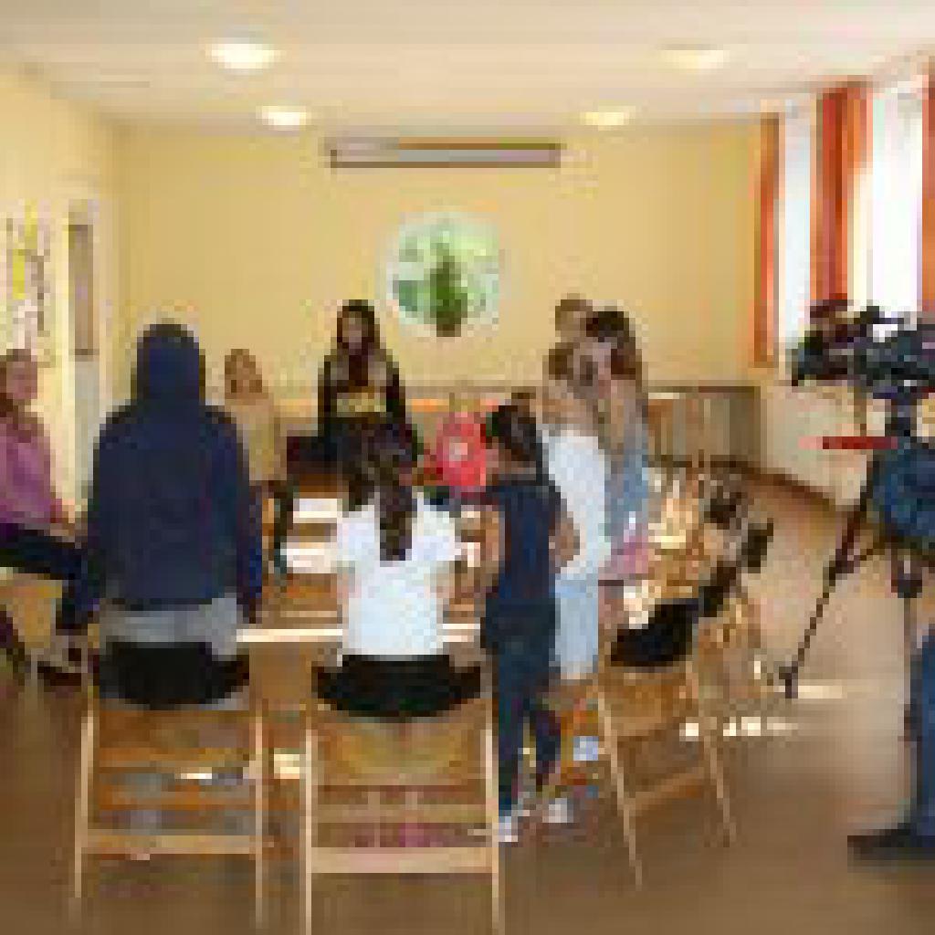 ORF filmt unseren Kinderchor