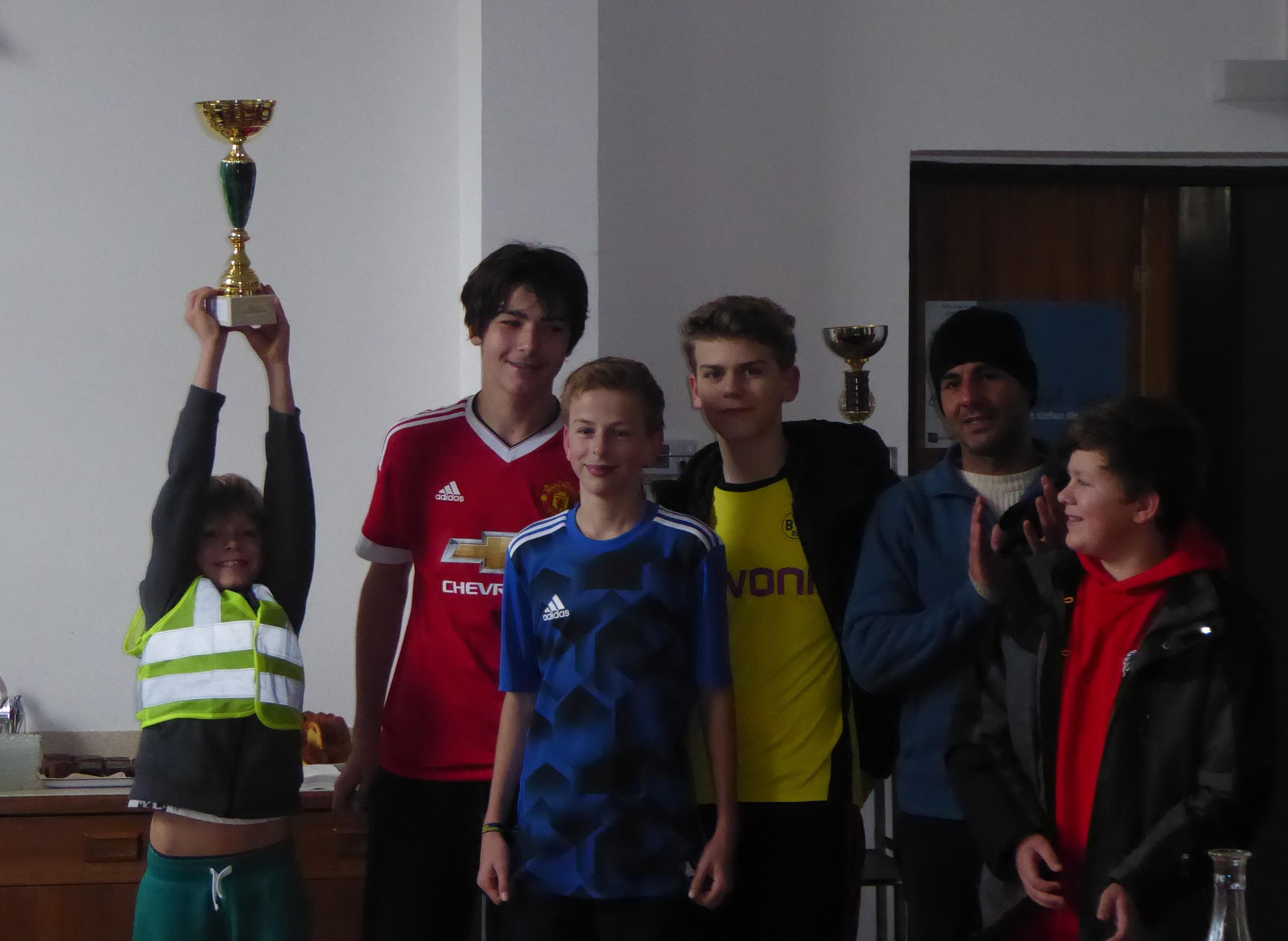KaRoLieBe-Fußballturnier November 2017