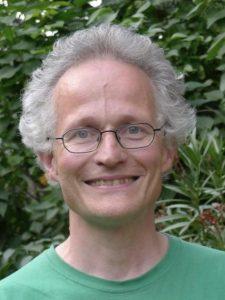 Pfarrer Bernhard Pokorny