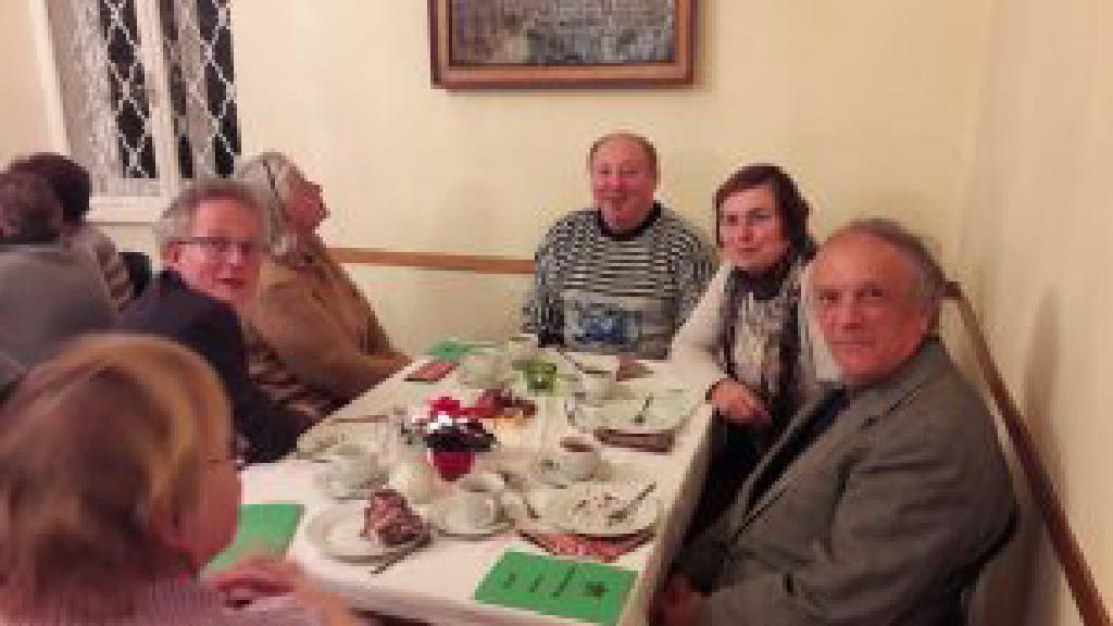 KaRoLieBe Adventnachmittag Tisch 1
