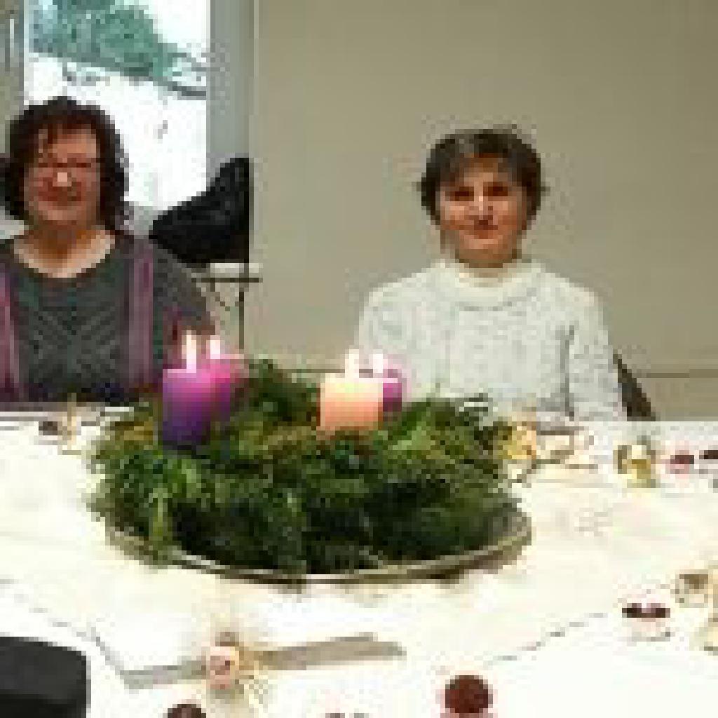 Weihnachten im Gebetskreis