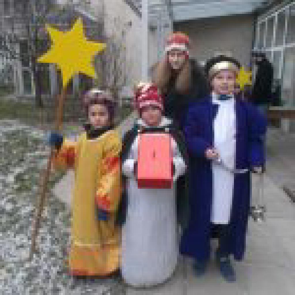 Die Sehnsucht der Heiligen Drei Könige