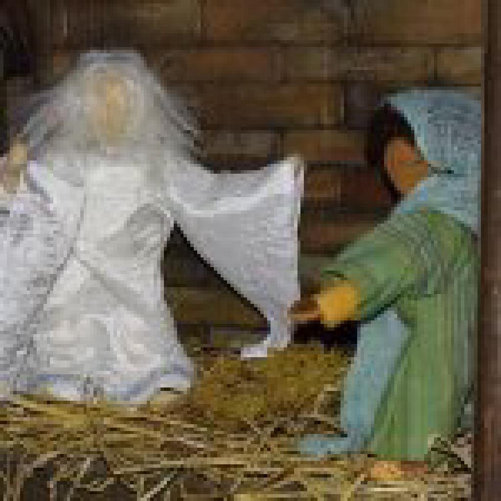 4. Sonntag im Advent: Evangelium von der Verkündigung