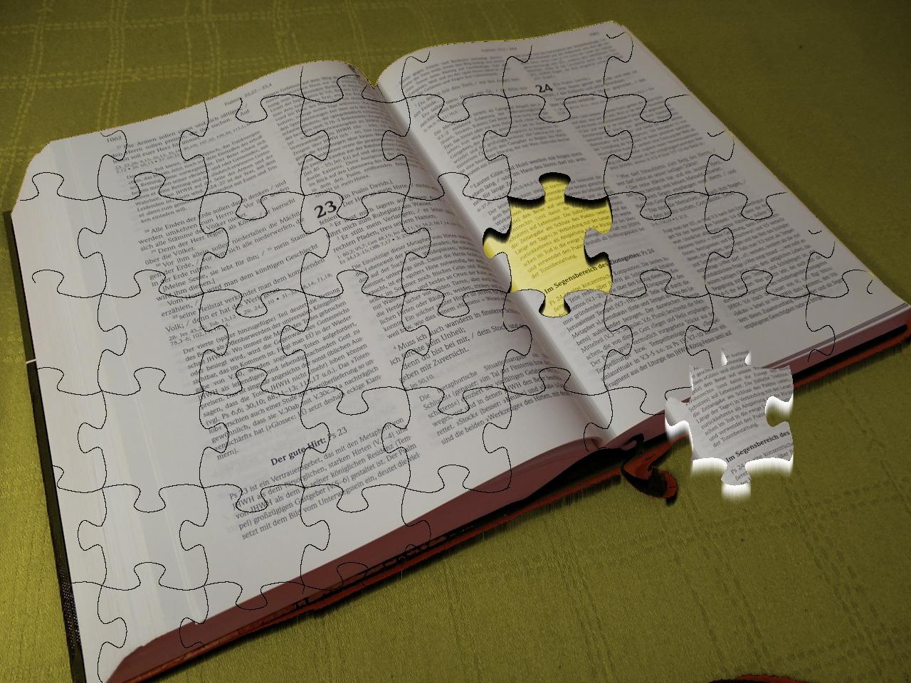 Bibelpuzzle