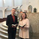 Neue KantorInnen für die musikalische Gestaltung der Gottesdienste I.