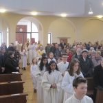 Wir sind Pfarrverband - Errichtung in Heiliger Messe am Ostermontag 2018