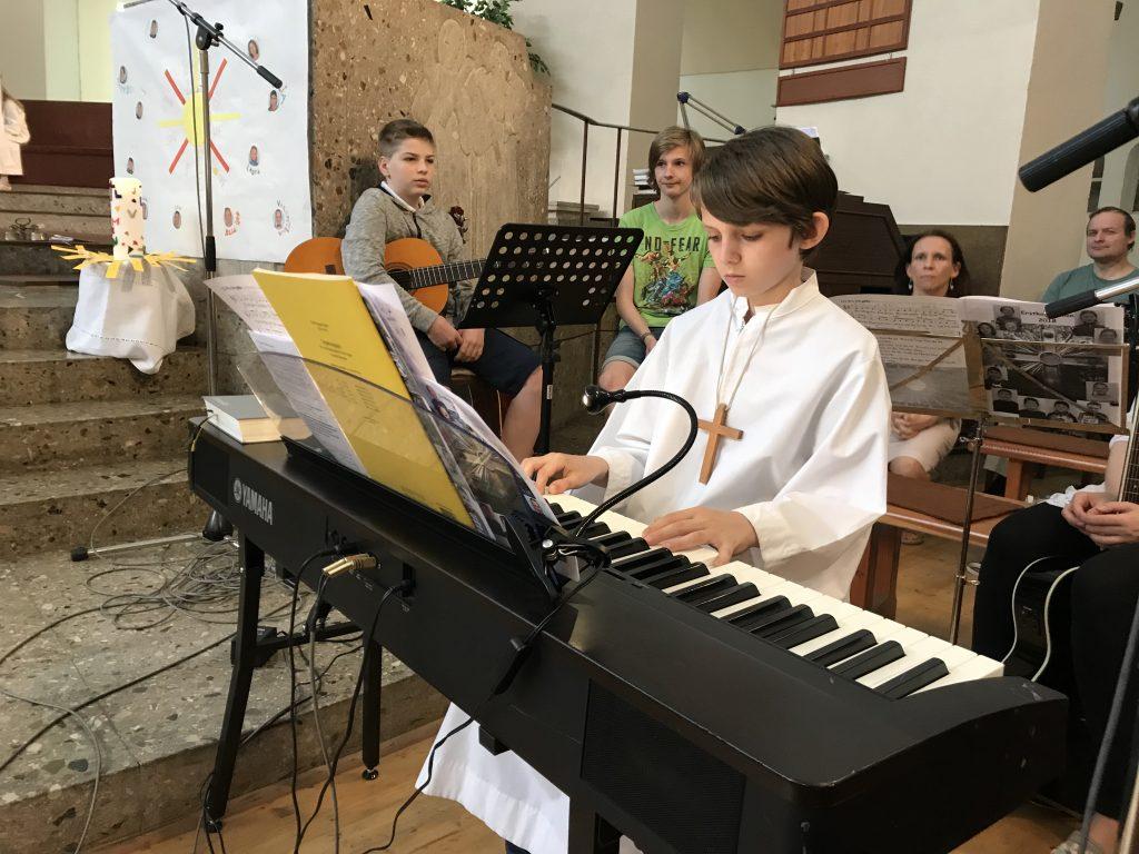 Lied zur Kommunion