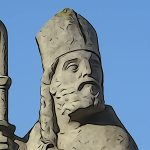 Heiliger Servatius (Schutzpatron der Pfarre Liesing)