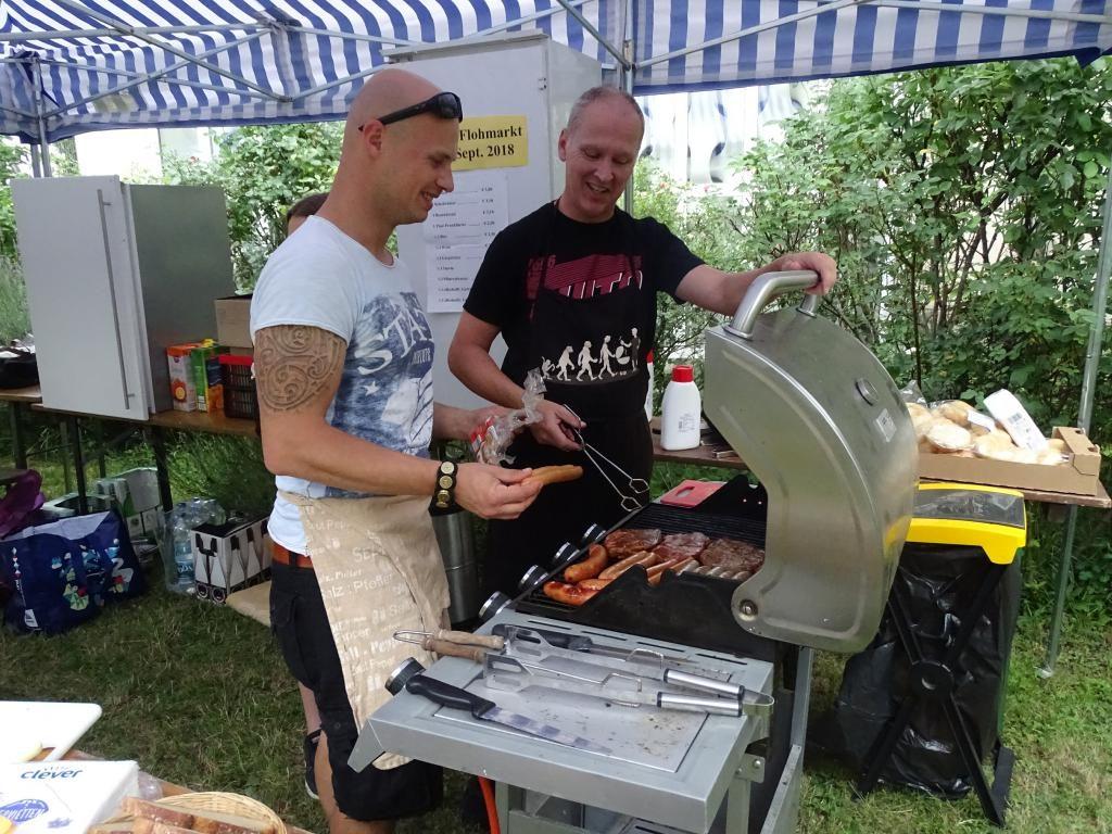 Pfarrwiesenfest 2018