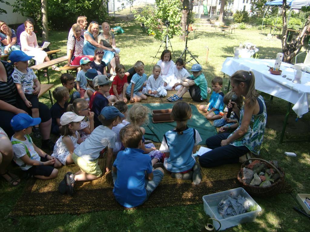 Predigt für Kinder