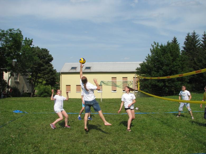 Jugend-Volleyballturnier Dekanatsjugend – Liesing in Rodaun