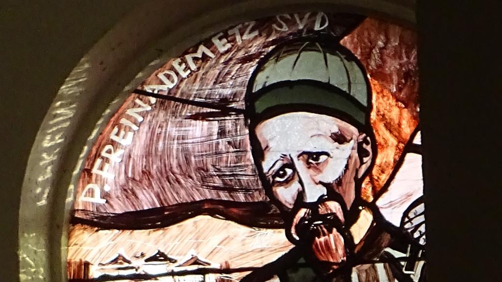 Heiliger Pater Josef Freinademetz