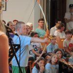 Bildliche Eindrücke von der ZIWOLI-Vorstellung erste Woche in Rodaun