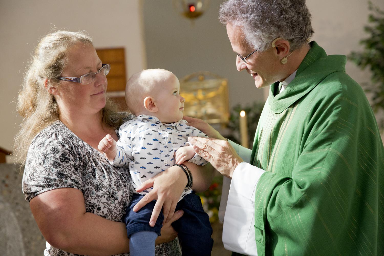Einladung zur Segnungsfeier unserer Neugetauften am 9. September