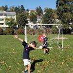 Start in den Fußballfrühling Donnerstag 17 Uhr!