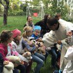 Tier- und Kuscheltiersegnung am 4. Oktober 2018