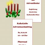 KaRoLieBe Adventnachmittag