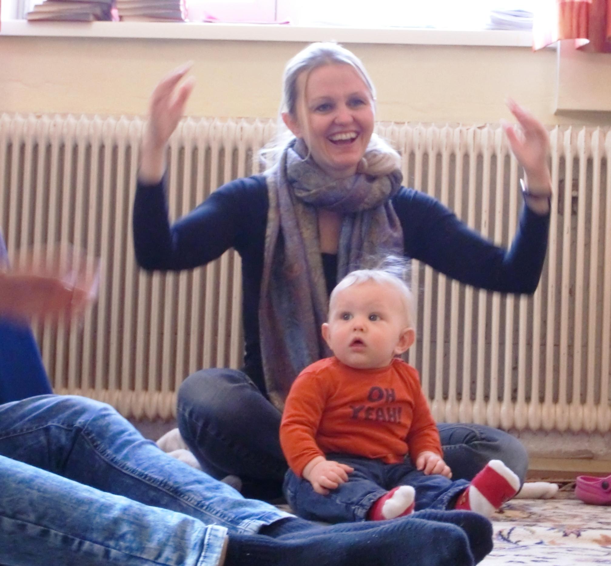 Neu RELKI (Religiöse ElternKind-Runde) am Montag Vormittag!
