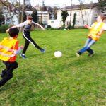 Hobbyfußballtraining mit großer Beteiligung gestartet!