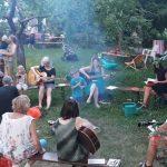 Gitarrencafè mit Lagerfeuer in Rodaun 10. Juni 16.00 Uhr