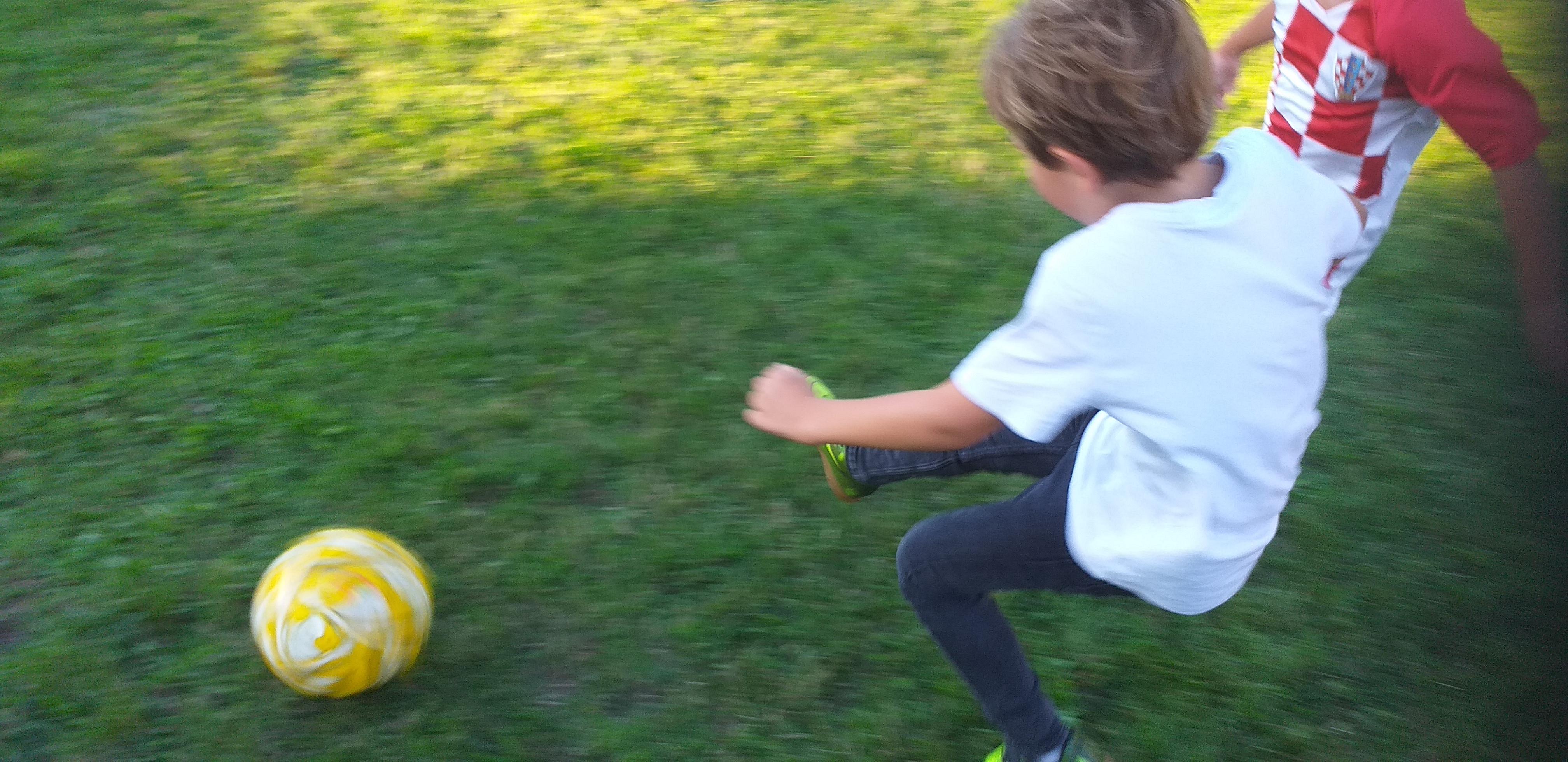 Das Hobbyfußballtraining in Rodaun gibt es wieder!