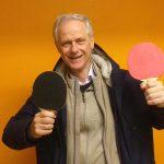 Tischtennis mit Pfarrvikar Heinrich!