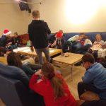 Jungscharweihnachtsfeier- Alles schläft einsam wacht;-)