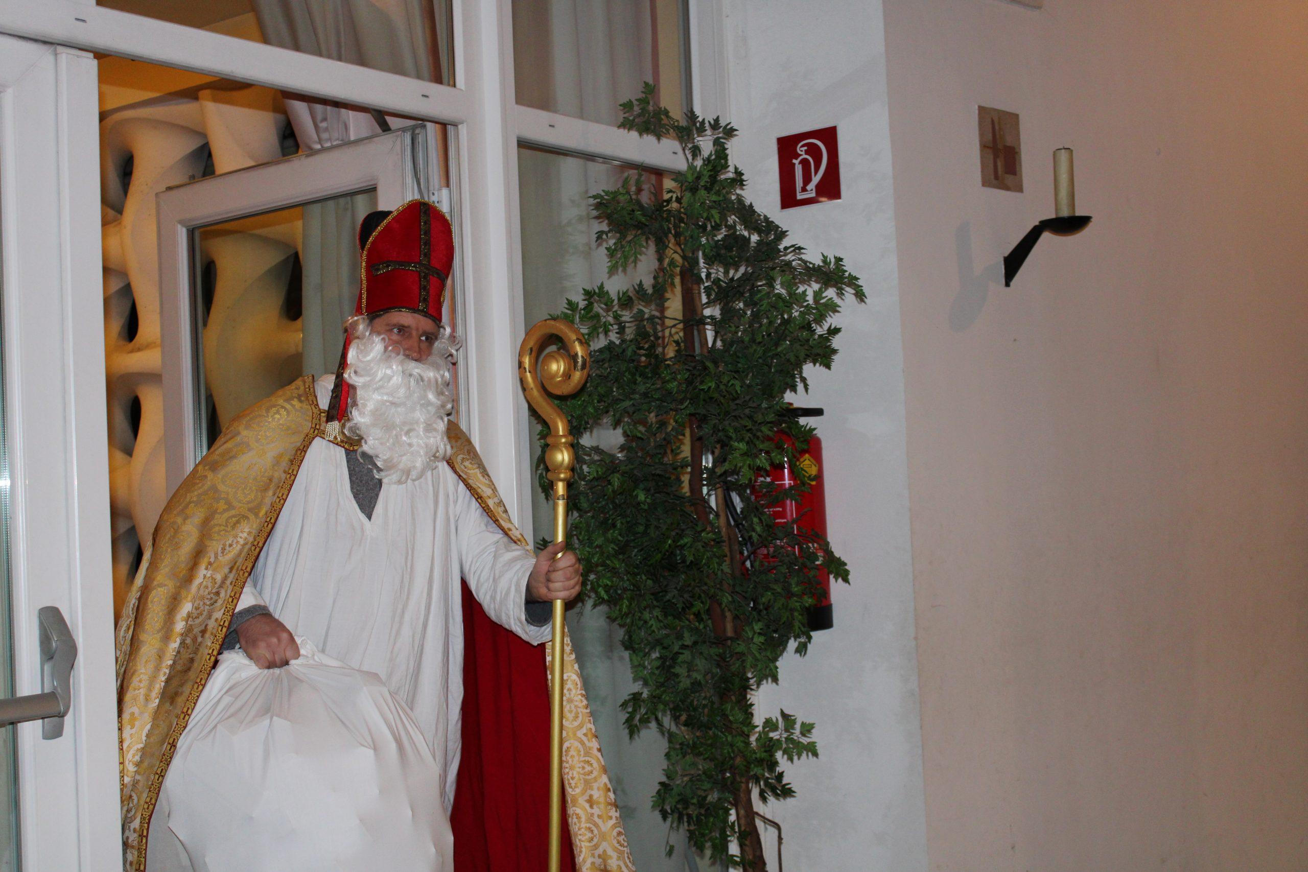 Der Hl. Nikolaus brachte große Freude!
