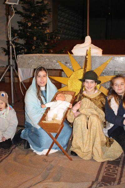 Ein Hirtenlied fürs Jesuskind