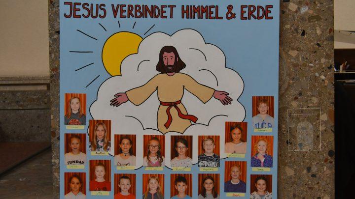 Hurra – das sind unsere Erstkommunionkinder