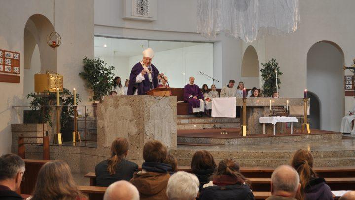 Visitation von Kardinal Christoph Schönborn in Liesing und Kalksburg am 8. März 2020