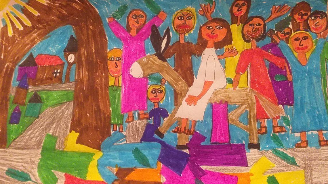 Kindermesse vom Samstag den 4. April – Vorabend zum Palmsonntag
