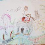 Einladung zur Kindermesse am Vorabend zum Palmsonntag