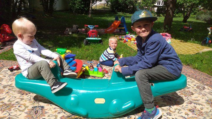 Die ELKI(ElternKind)-Runden mit Abstand die beste Runden!