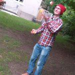 Erster Jonglier und Tischtennistreff im Frühjahr:-)
