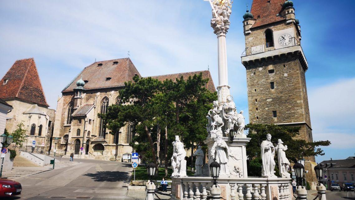 Pfarrvikar Heinrich-Kirchenlaufchallenge unterwegs zu unseren Nachbarn nach Perchtholdsdorf!