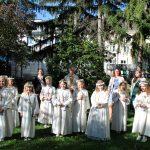 Erstkommunion unserer Kinder am 4. Oktober 2020