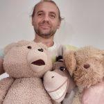 Erste ELKI(Elternkind)-ZOOM-Treffen mit Bärli, Wuffi, Esel und Erwin:-)