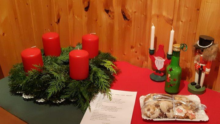 Ein Blick in den Advent:-)