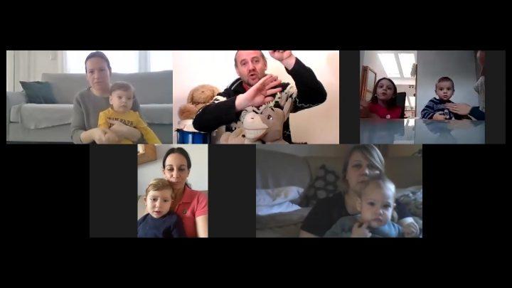 ELKI (ElternKind) – Zoom – Runden jeden Mittwoch 9.30 Uhr