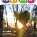 """Aufgeblättert - neue Ausgabe mit dem Themenschwerpunkt """"Es werde Licht"""""""