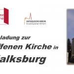 Offene Kirche in Kalksburg