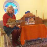 """""""Gottes bunte Welt!"""" Vorlesegeschichten mit Barbara Nasel (Zoom)"""