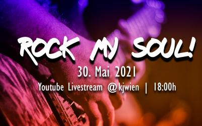 Rock my Soul – Jugendgottesdienst mit Musikern aus Liesing!